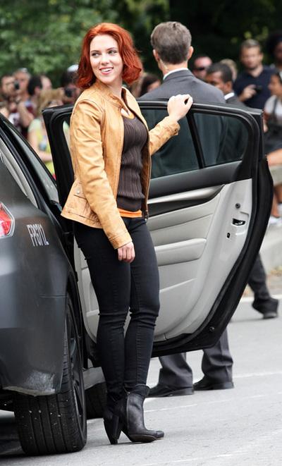Tercera Foto De Scarlett Johansson Desnuda Actualidad El País
