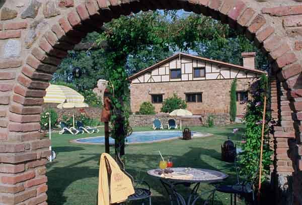 Cinco casas rurales con encanto para ir en pareja blog - Fotos casas rurales con encanto ...