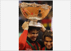 Gritty Nadal secures Davis Cup for Spain