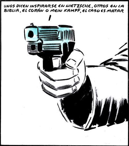 Viñeta de El Roto en El País (8.03.2012)