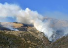 Pyrenees fire continues to rage