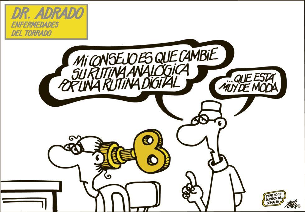 Forges, en El País, 15/03/2012