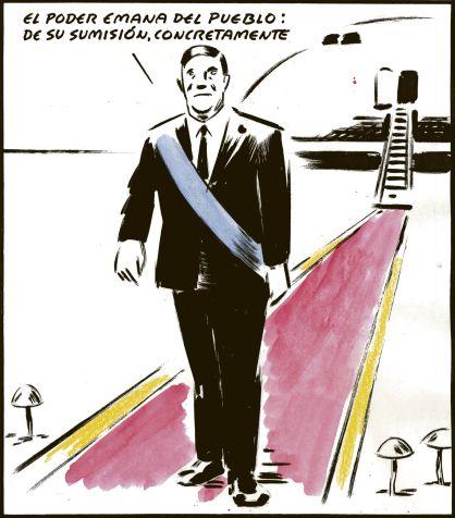 Viñeta de El Roto en El País (20.04.2012)