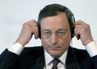 "Draghi says ""more ambitious"" reforms needed in euro zone"