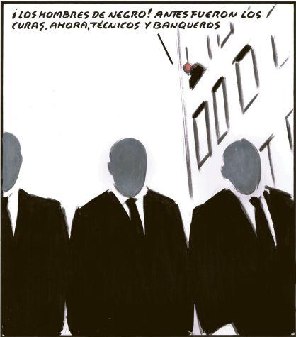 Viñeta de El Roto en El País (12.09.2012)