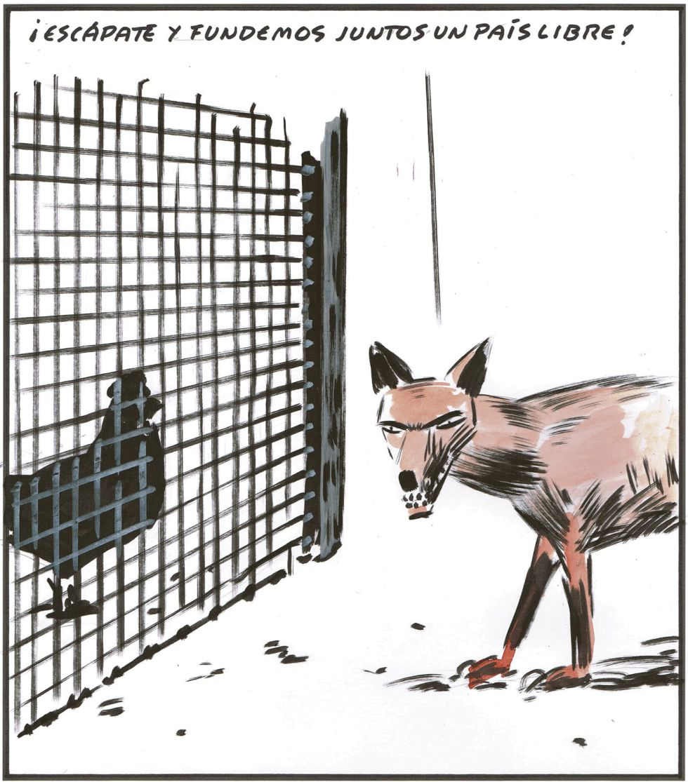 Viñeta de El Roto en El País (20.09.2012)