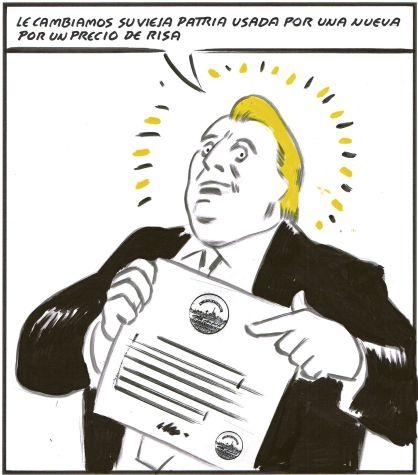 Viñeta de El Roto en El País (23.10.2012)