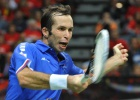 Stepanek shoots down Spain in Davis Cup final