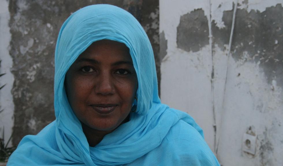 Nina Wallet Intalou, la rebelde tuareg