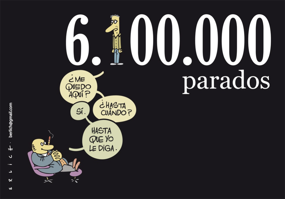 Viñeta de Erlich en El País (8.01.2013)