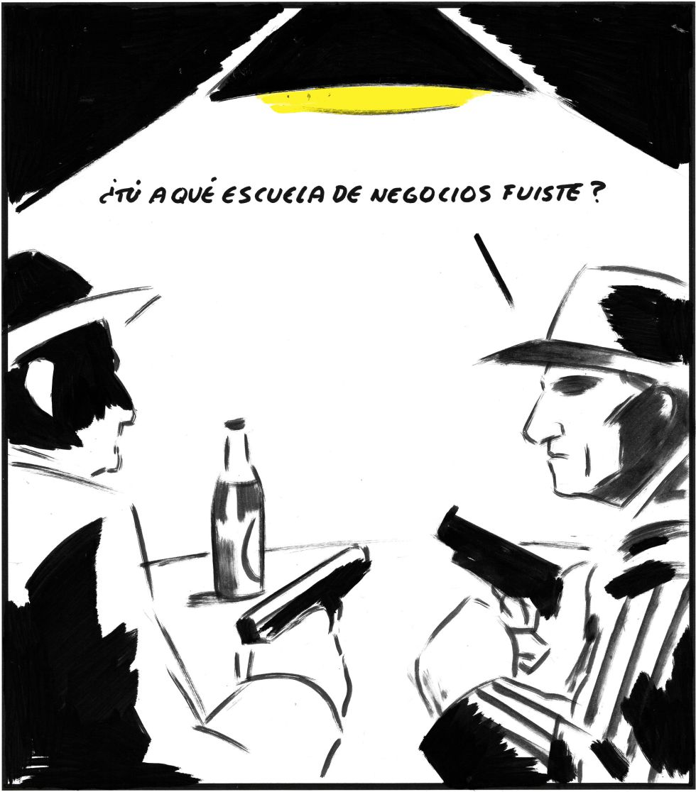 Viñeta de El Roto en El País (19.02.2013)