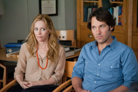 Leslie Mann and Paul Rudd star in Judd Apatow's Knocked Up spinoff This is 40.