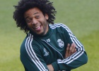 Marcelo latest Real Madrid star caught offside in his car