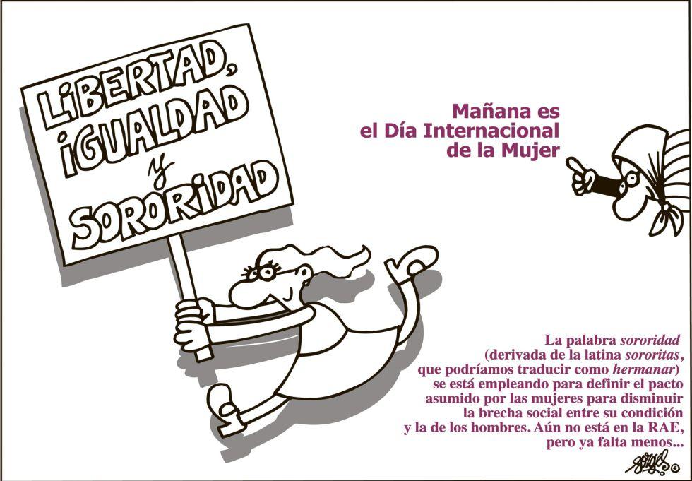 Forges, en El País, 07/03/2013