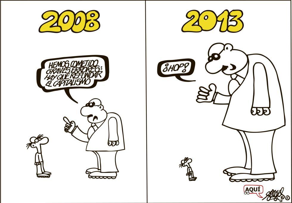 Forges, en El País, 31/03/2013