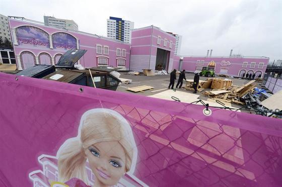 Barbie pesadilla en rosa blog mujeres el pa s - Supercasa de barbie el corte ingles ...