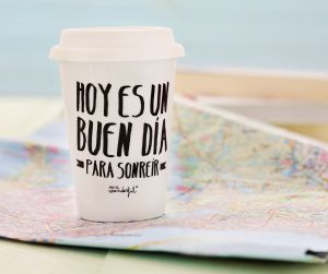 Uno de los productos optimistas de Mr Wonderful.