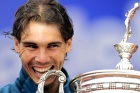 Nadal conquers Catalan clay again