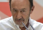Labor and education will not be part of national pact, says Rubalcaba