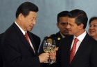 "China and Mexico sign ""tequila pact"" to boost bilateral trade"