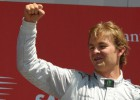 Rosberg first, Alonso third in thrilling British Grand Prix