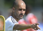 Guardiola lashes out at Barça president
