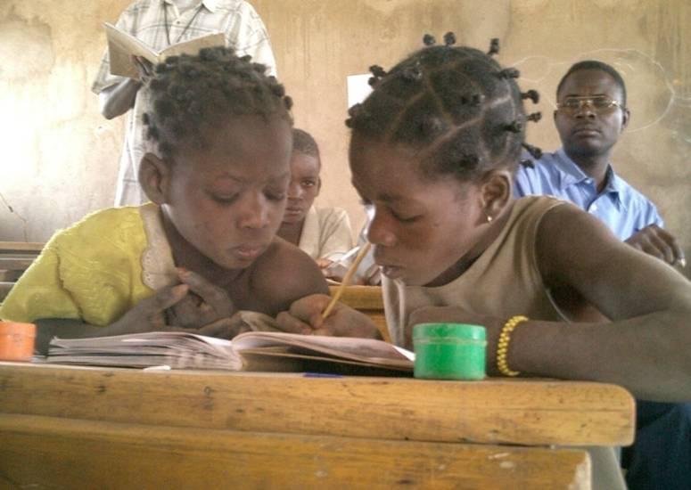 30 millones de ni os y ni as no van al colegio blog for Colegio jardin de africa