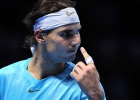 Nadal a single victory away from end-of-year number one crown
