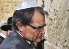 Catalan premier ruffles feathers on Israel trip by visiting Old City