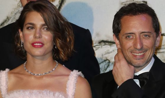 Carlota Casiraghi y su novio actor.