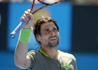 Ferrer in a hurry as Robredo survives Rosol test