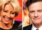 Colin Firth y Emma Thompson se movilizan por Siria