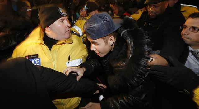 Más de 179.000 personas piden expulsar a Justin Bieber de Estados Unidos