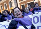 Tens of thousands march against abortion bill in Madrid