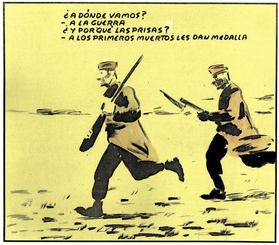 El Roto: 1914