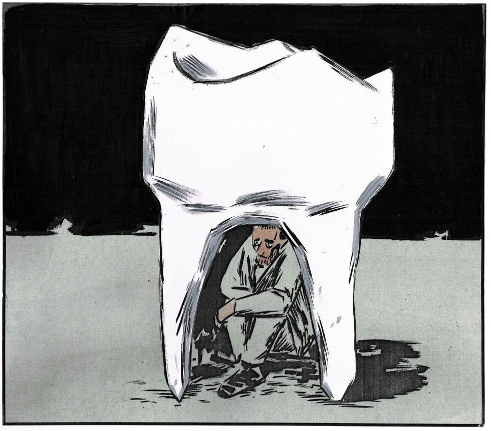 La caries: El Roto