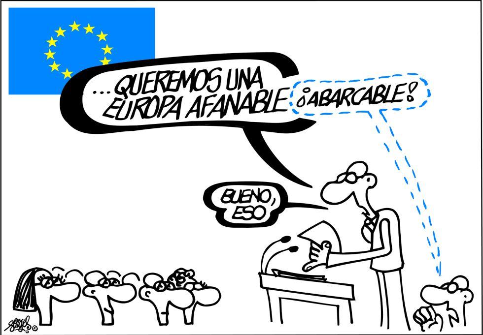 Forges, en El País, 27/04/2014