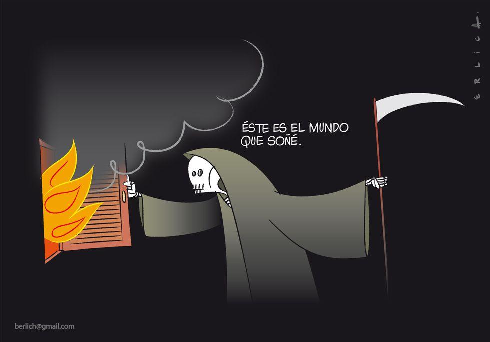 Las viñetas de El Paìs