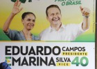Ecologist Marina Silva in line to become Rousseff's main rival