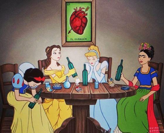Juegos de mujeres de tira de dibujos animados