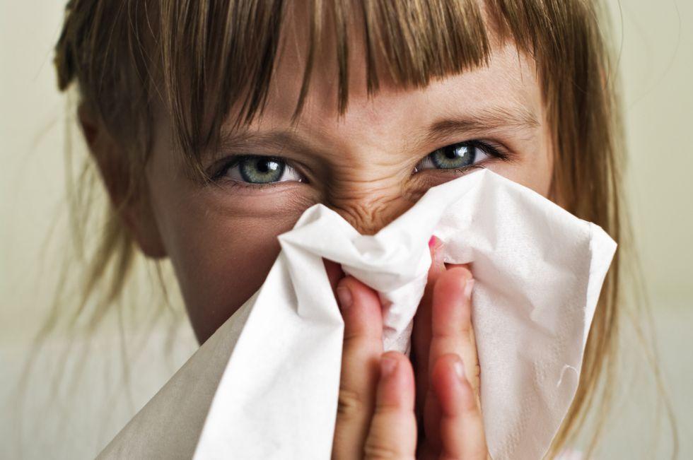 ¿Cuánto tiempo debe durar una nariz tapada en un bebé?