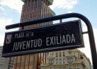Madrid's Margaret Thatcher Square gets unofficial renaming