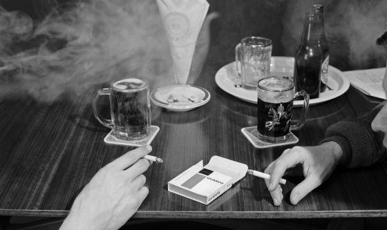 Qué es peor: beber o fumar?  El |  BuenaVida |  EL PAÍS