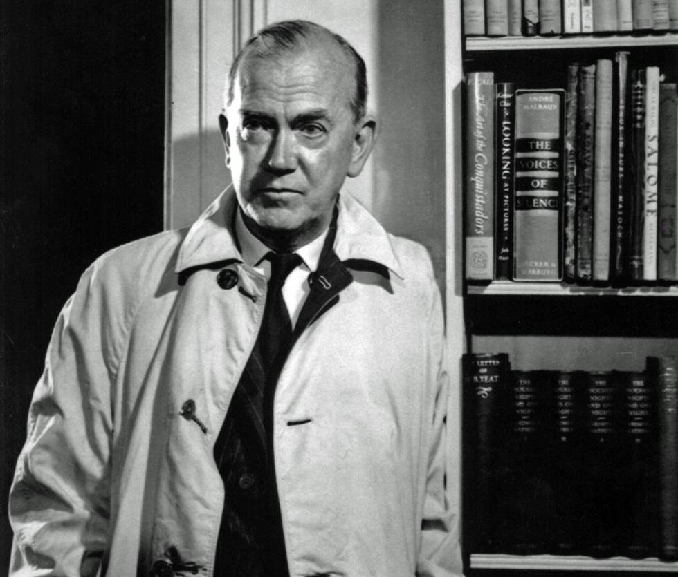 Graham Greene: escritor, viajero y espía