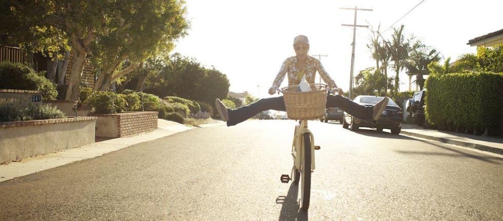 andar en bicicleta después de una cirugía de próstata