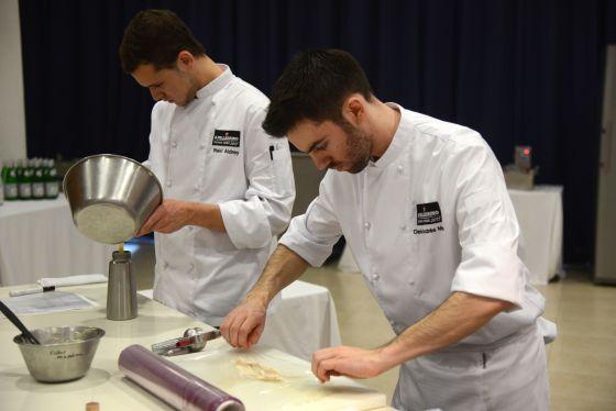 Se busca el mejor chef joven del mundo estilo el pa s for Jefe de cocina alicante