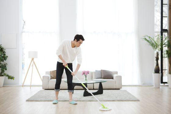 Toca limpieza c mo ahorrar una hora al d a o siete a la - Limpieza de una casa ...