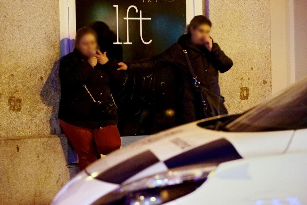 prostitutas donosti prostitutas calle desengaño