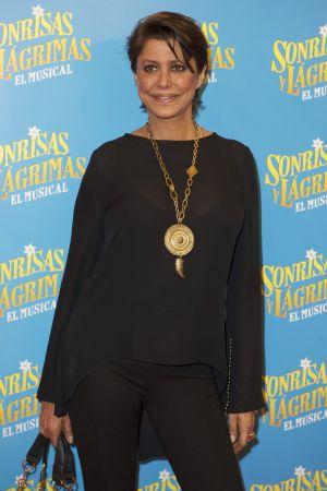 La modelo María Pineda, en una imagen de 2012