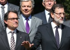 Mas and Rajoy open EU-Mediterranean summit